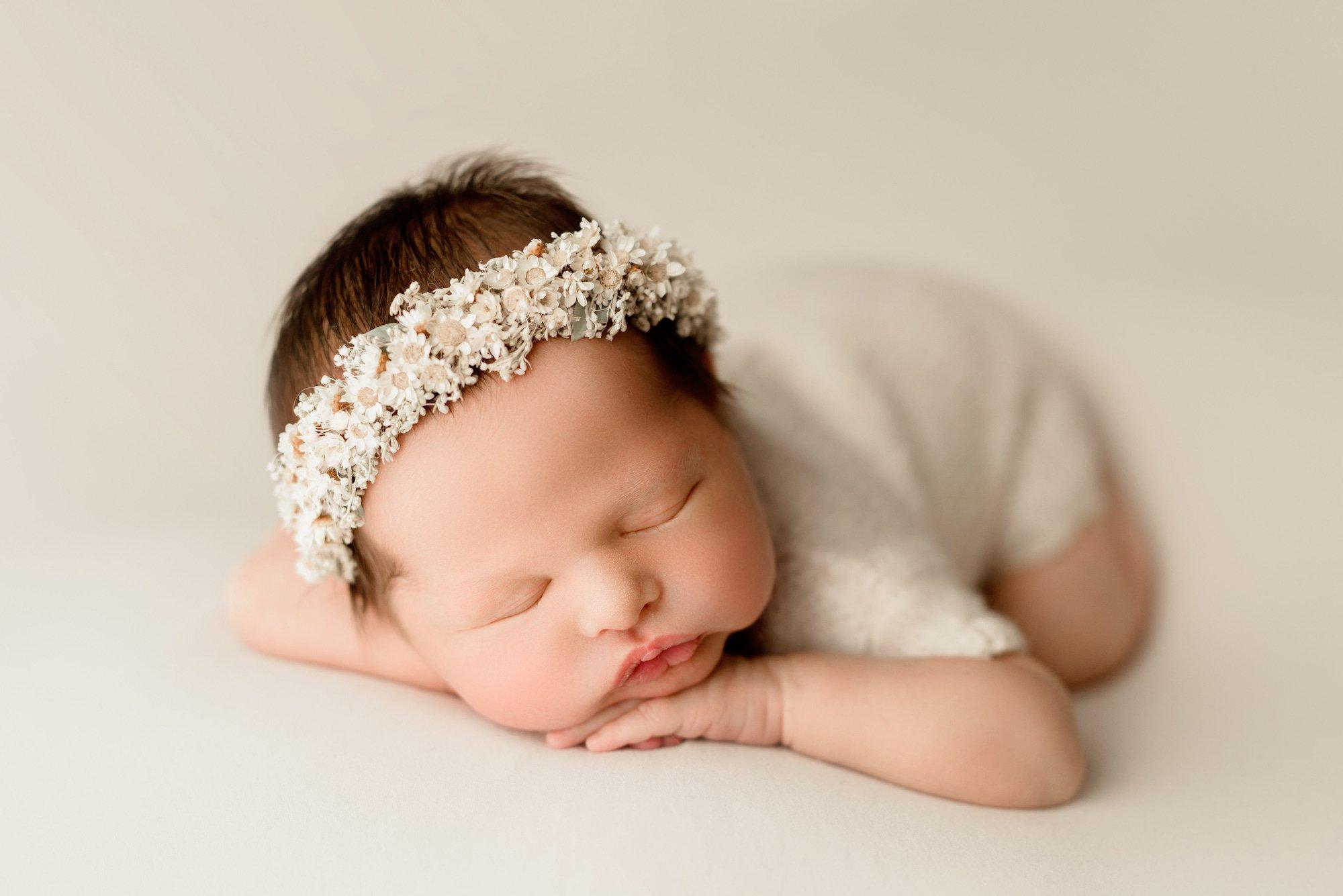 studio newborn photographer in calgary alberta