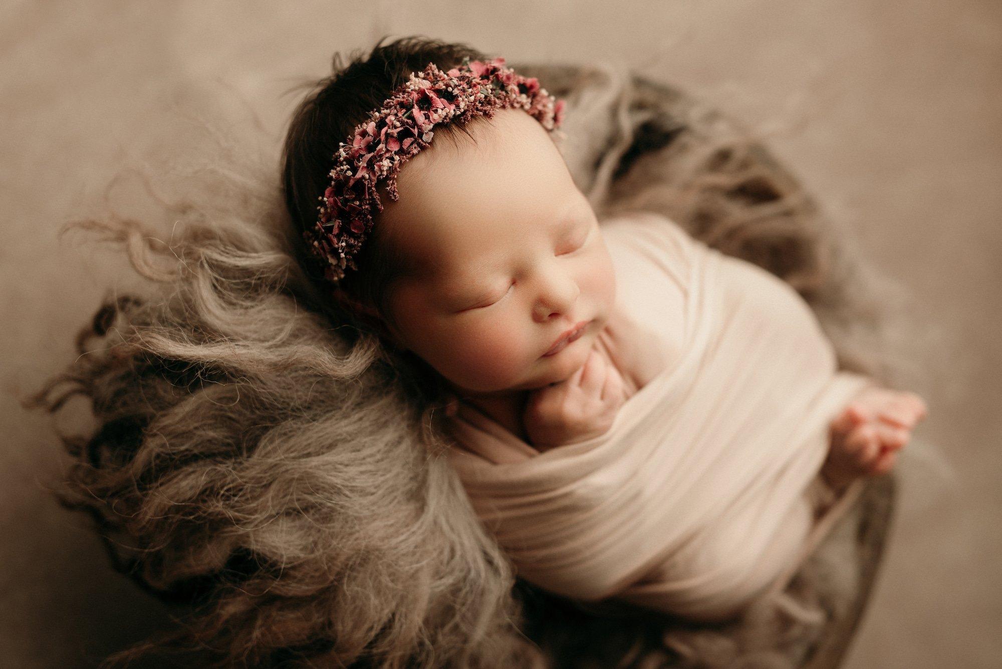 baby portrait studio calgary AB