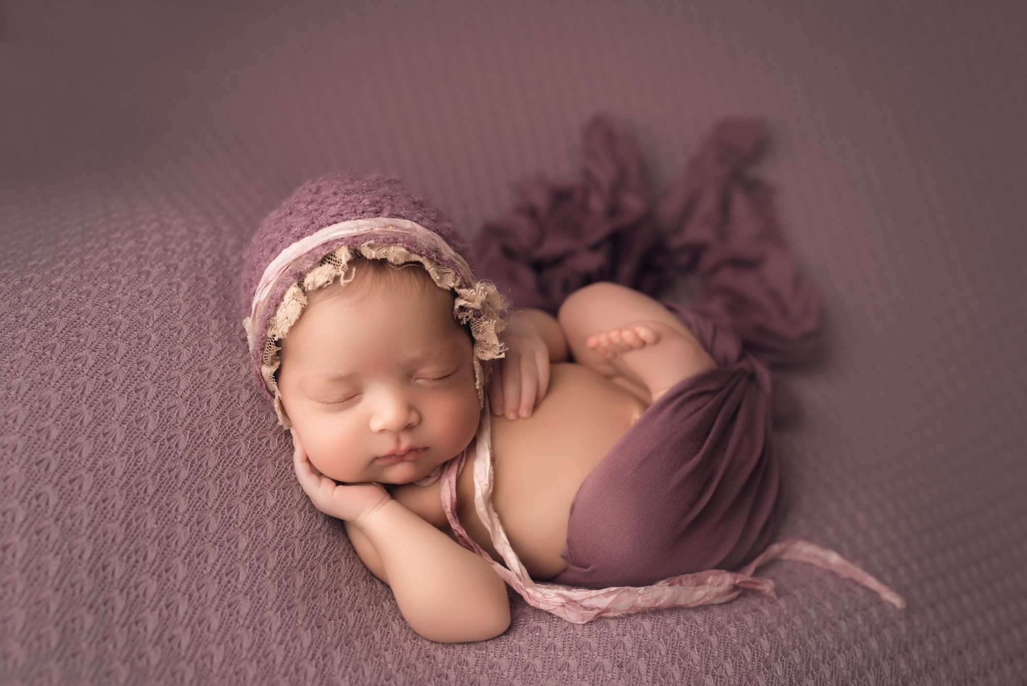 airdrie newborn photographer