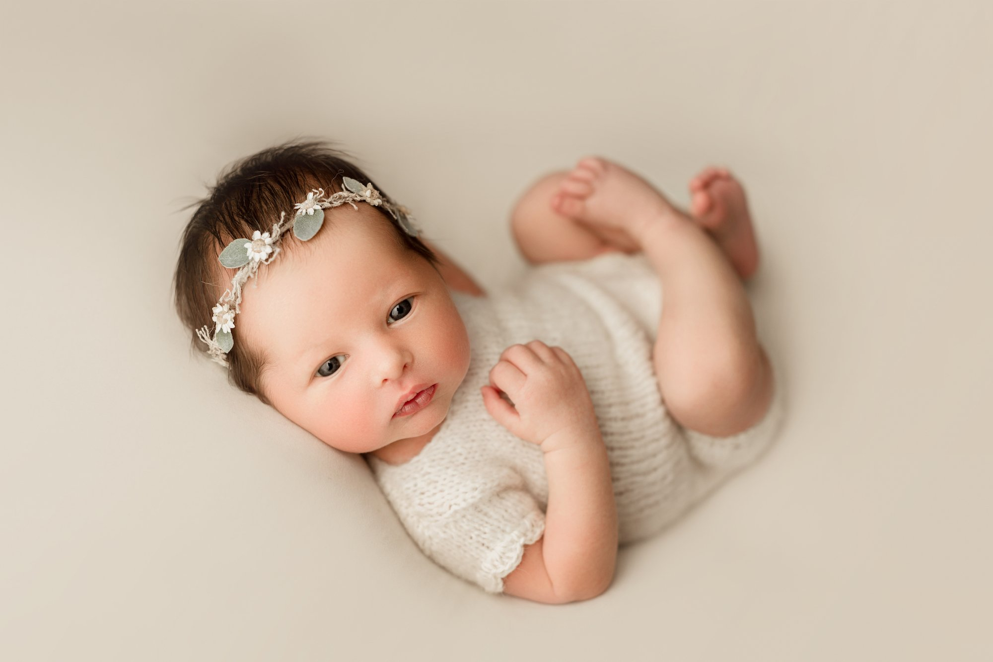airdrie alberta infant photographer