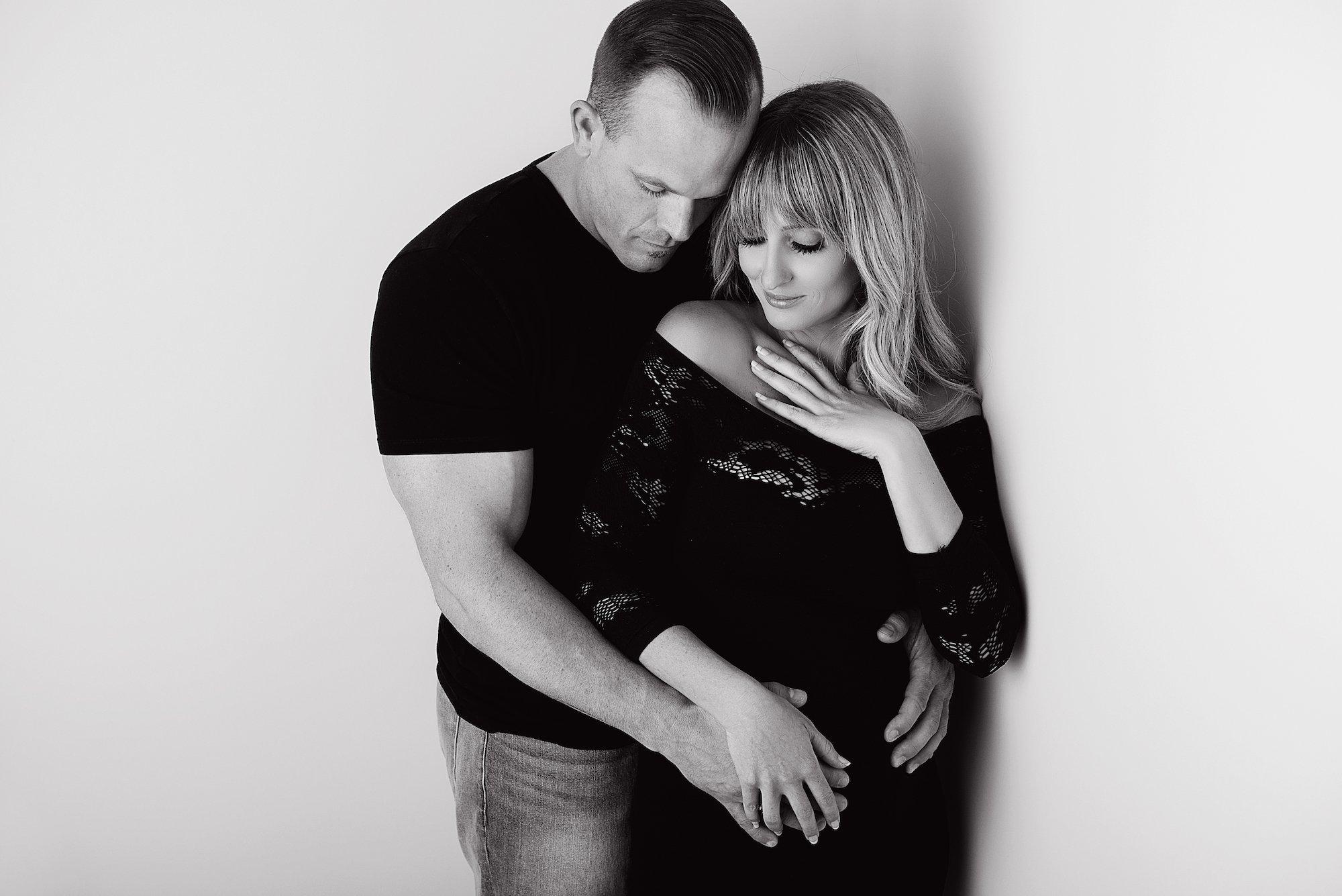 calgary maternity portraits